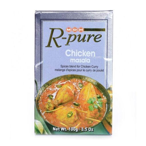mdh r-pure chicken curry masala – 100g