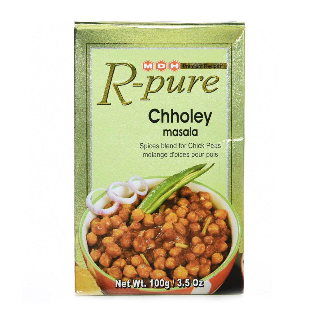 mdh r-pure choley masala