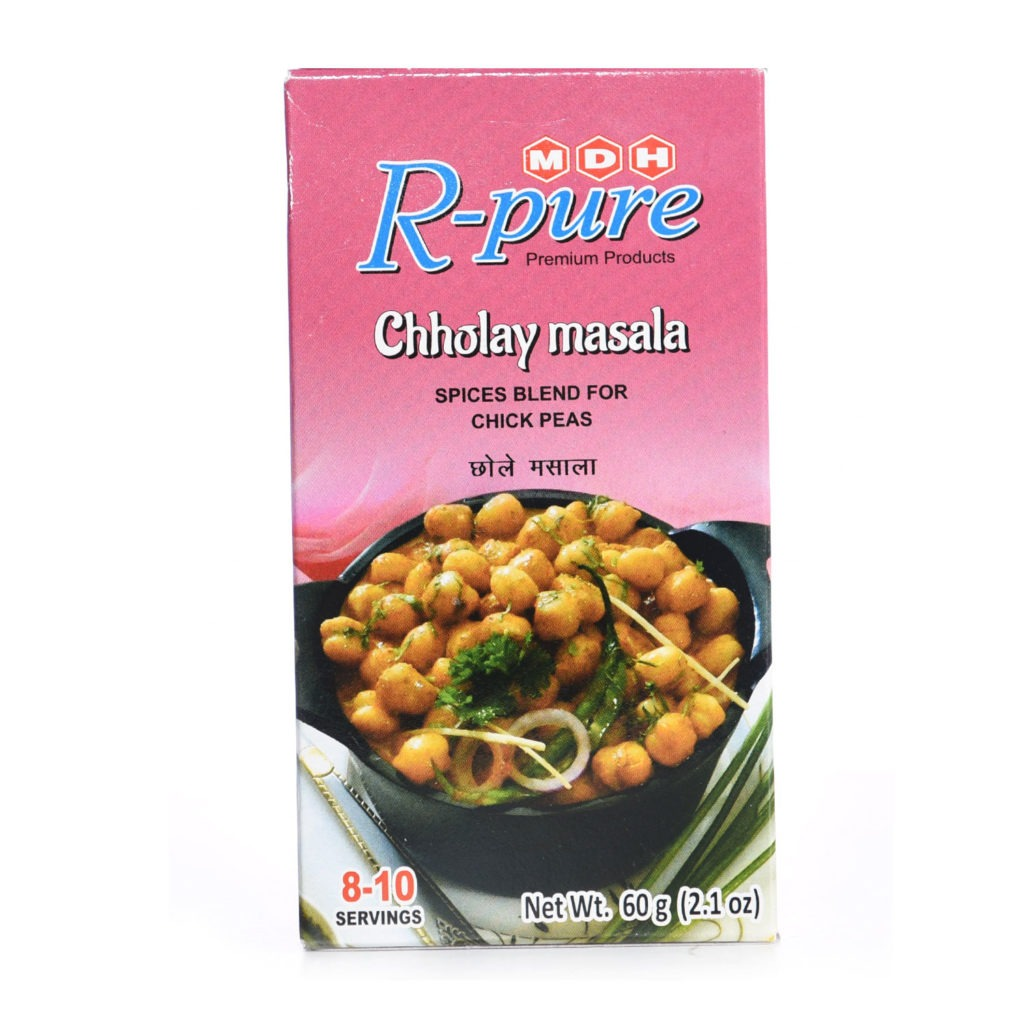 mdh r-pure choley masala – 50g