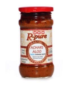 mdh r-pure achari aloo sauce – 298g