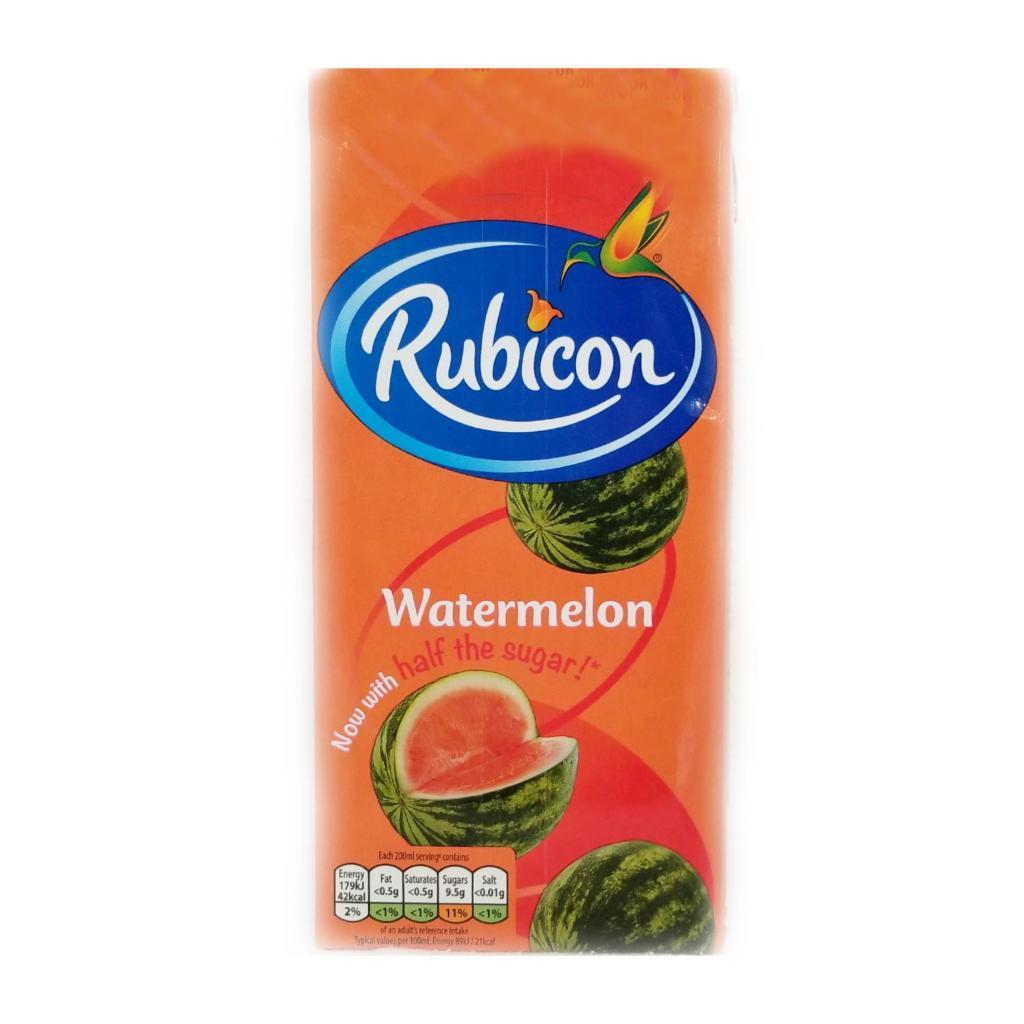 rubicon  watermelon juice  – 1l