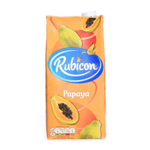 rubicon papaya juice – 1l