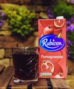 rubicon pomegranate juice – 1l