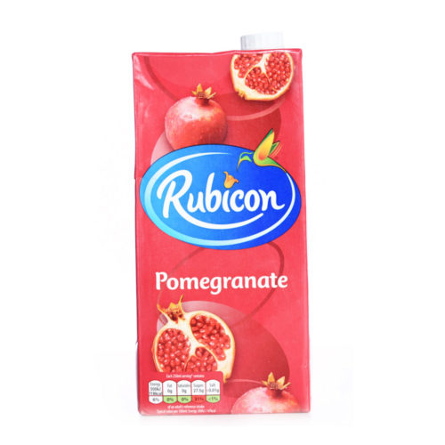 rubicon pomegranate juice – 1l