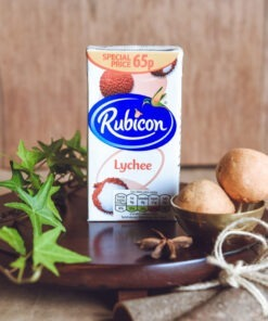 rubicon lychee juice – 288ml