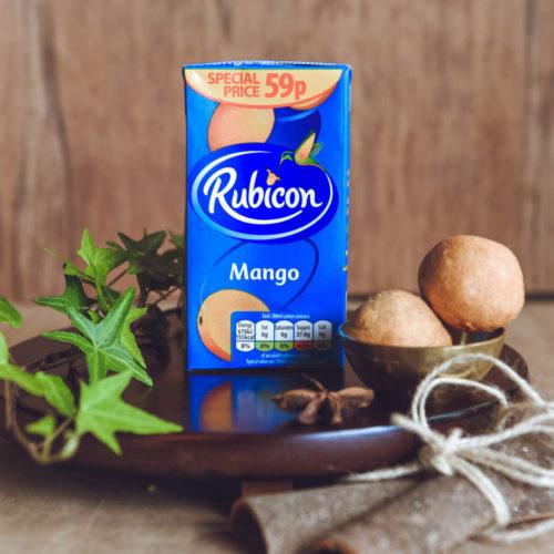 rubicon mango juice – 288ml