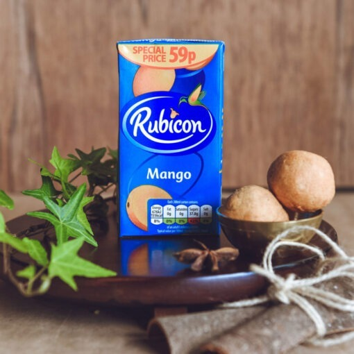 rubicon mango juice – 288ml