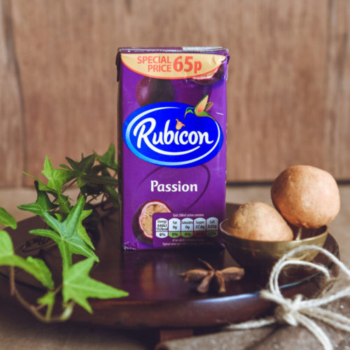 rubicon passion fruit juice – 288ml