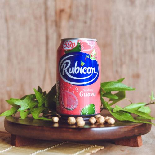 rubicon guava sparkling can – 330ml