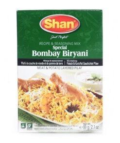 shan bombay biryani mix – 50g