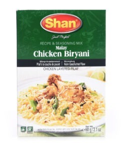 shan malay chicken biryani mix – 60g