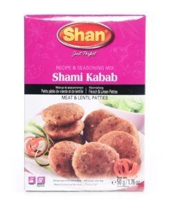 shan shami kabab mix – 50g