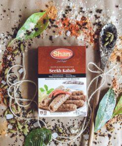 shan seekh kabab mix – 50g