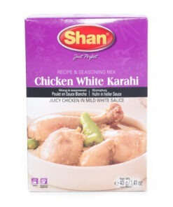 shan chicken white karahi mix – 50g
