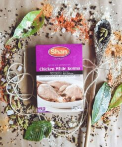 shan chicken white korma mix – 40g