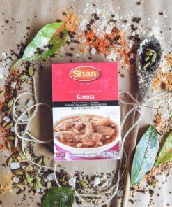 shan korma mix – 50g