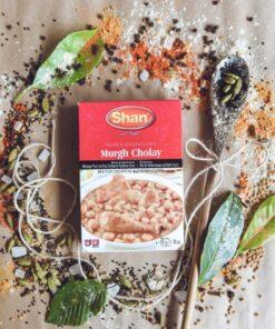 shan murgh cholay mix – 100g