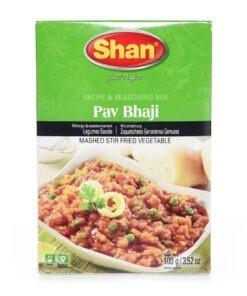 shan pav bhaji mix – 150g