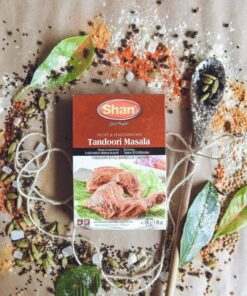 shan tandoori masala mix – 50g