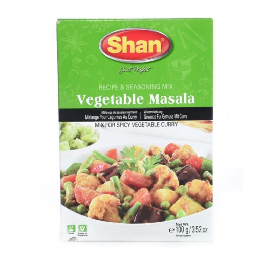 shan vegetable mix – 50g