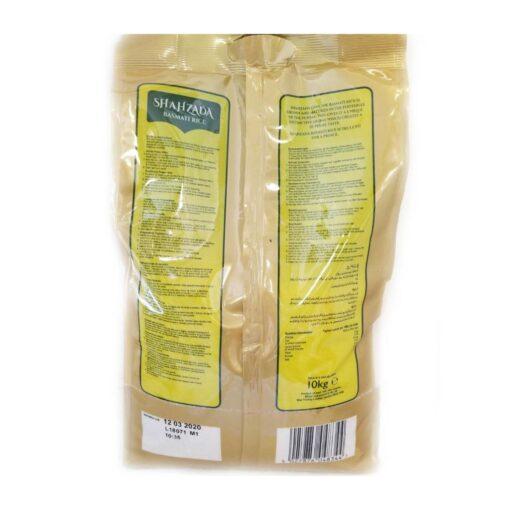 shazada shazada basmati rice – 20kg