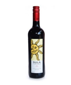 sula wineyard shiraz red wine – 0,7l