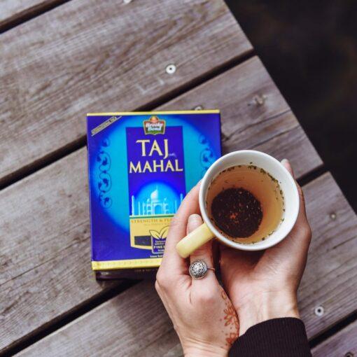 taj mahal tea bags – 2gmx100