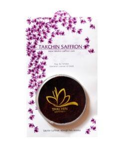 takchin persian orginal safron  – 0.5g