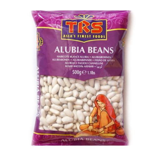 trs alubia beans