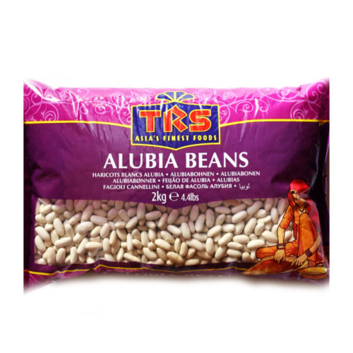 trs alubia beans – 2kg