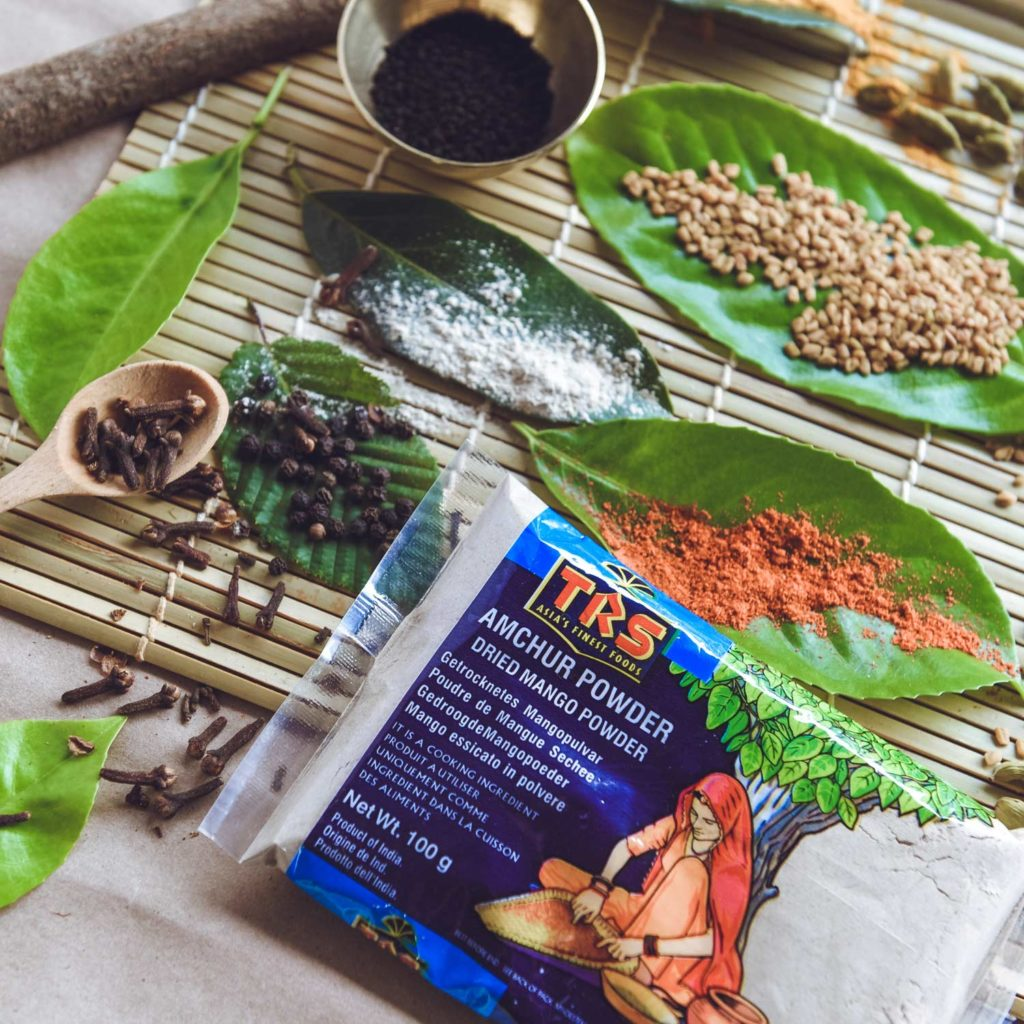 trs amchur powder (mango powder) – 100g