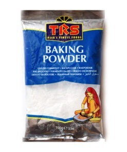 trs baking powder  – 100g