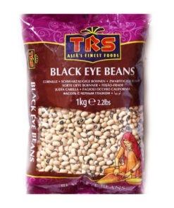 trs black eye beans