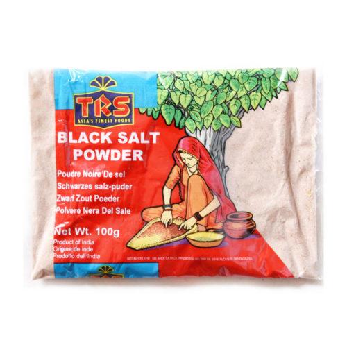 trs black salt – 100g