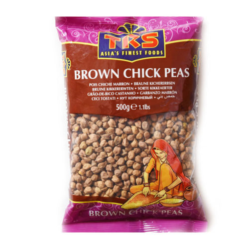 trs brown chick peas – 1kg