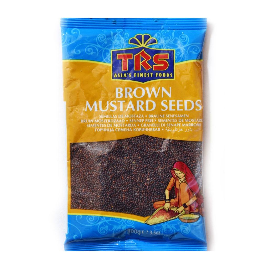 trs brown mustard seeds