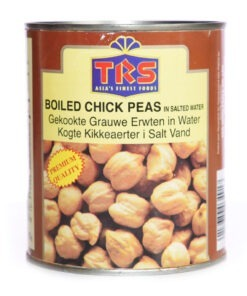 trs canned boiled chickpeas