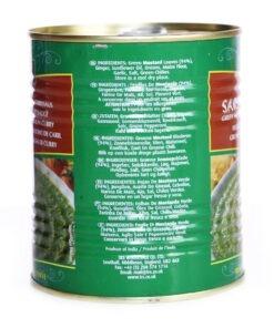 trs canned sarson ka saag – 800g