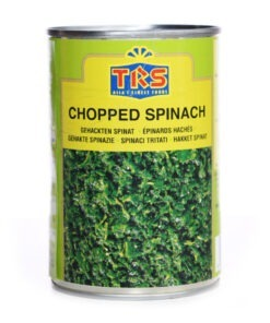 trs canned spinach chopped