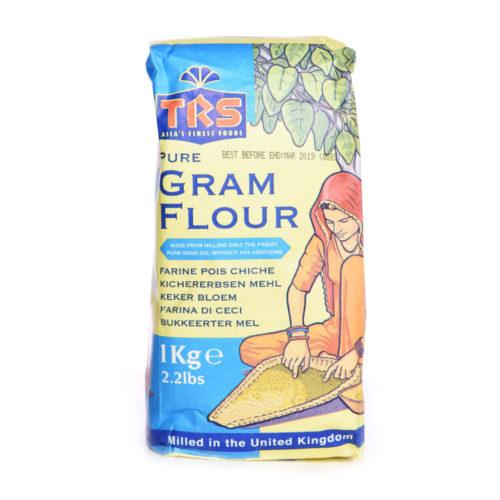 trs chickpea flour