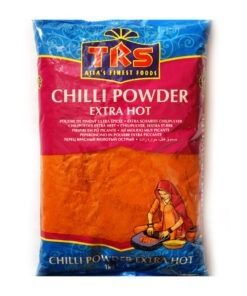 trs chilli powder ex hot – 400g