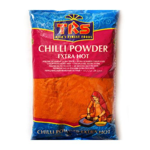 trs chilli powder ex hot – 400g