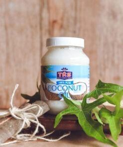 trs coconut oil – 500ml