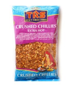 trs crushed chillies – 250g