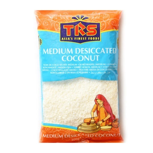 trs desiccated coconut (medium) – 300g