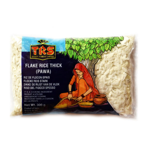 trs flake rice thick