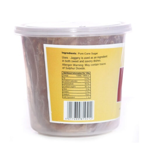 trs jaggery goor (sugarcane) – 500g