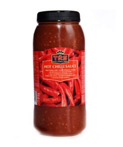 trs hot chillies sauce – 2.2l