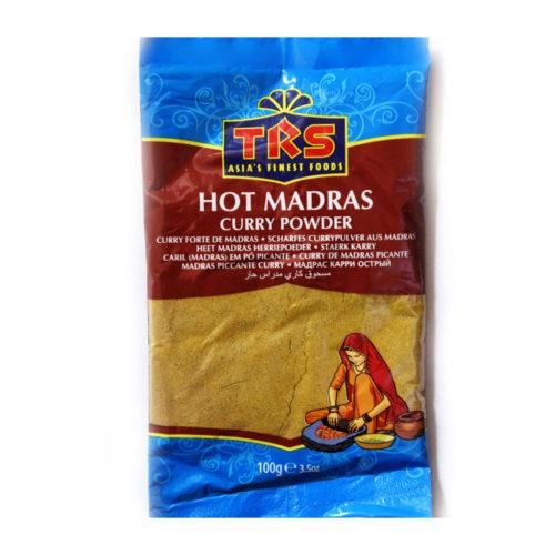 trs madras curry powder hot