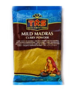 trs madras curry powder mild